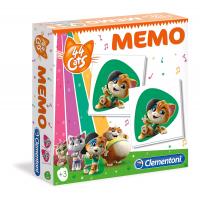 MEMO GAMES 44 GATTI 18049