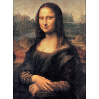 PUZZLE 500 PZ MONNALISA (LEONARDO) - MUSEUM COLLECTION cod. 30363