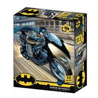 PUZZLE 3D 500 PZ MOTO BATMAN