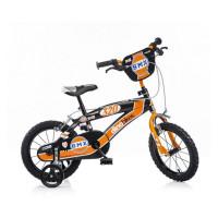 BICI 14 BMX NEROARANCIO 145XC-0426