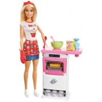 BARBIE PASTICCERA PLAY FHP57