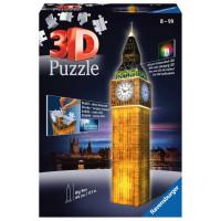 PUZZLE 3D BIG BEN NIGHT C/LUCE 12588