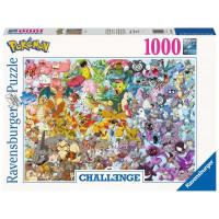 PUZZLE 1000 PZ POKEMON CHALLENGE 15166