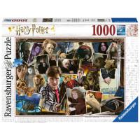 PUZZLE 1000 PZ HARRY POTTER CONTRO VOLDEMORT 15170