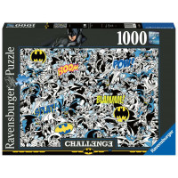 PUZZLE 1000 PZ BATMAN CHALLENGE 16513