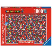 PUZZLE 1000 PZ SUPER MARIO BROS CHALLENGE