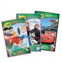 MAXI PAGINE DISNEY DA COLORARE 5161