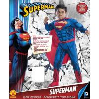SUPERMAN CLASSIC C/MUSCOLI MIS L 881367-L