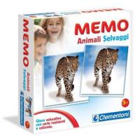 MEMO ANIMALI SELVAGGI 12833