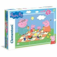 PUZZLE 24 PZ PEPPA PIG 24028