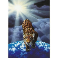 PROMO* PUZZLE 1000 SHIMMEL: BETWEEN HEAVEN & EARTHR - HIGH QUALITY COLLECTION cod. 30813