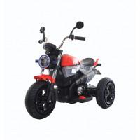 MOTO CUSTOM ROSSO 12 VOLT B/O 00118010