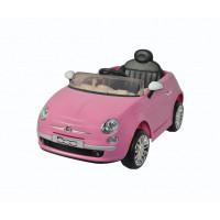 AUTO R/C FIAT 500 12V ROSA 3118008