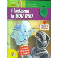 IL FANTASMA FA BUU BUU - TOCCA E ASCOLTA 04684
