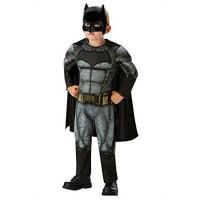 COSTUME BATMAN CON MUSCOLI MIS L 7-8 ANNI 640809