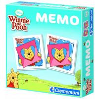 MEMO GAMES WINNIE POOH cod. 12820