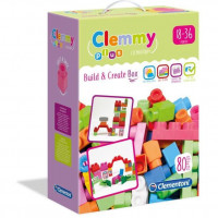 CLEMMY PLUS BUILD & CREATE BOX GIRL 17258