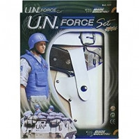 SET U.N. FORCE 053826 C/PISTOLA