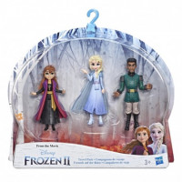 SET FROZEN II 3 PERSONAGGI