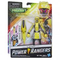 BLS POWER RANGERS YELLOW RANGER E5943