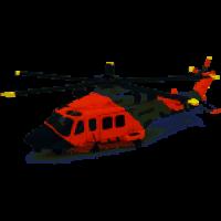 ELICOTTERO AUGUSTA AW139 COAST GUARD 1/48