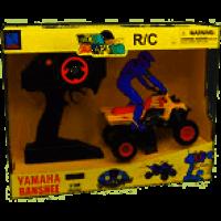 R/C MOTO QUAD YAMAHA C/PILOTA 88215 1/12