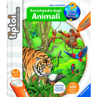 TIPTOI ENCICLOPEDIA DEGLI ANIMALI 00626