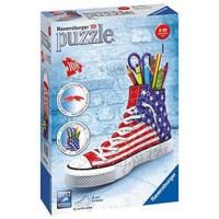 PUZLLE 3D SNEAKER AMERICAN STYLE 108 PEZZI 12549