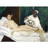 PUZZLE 300 PZ OLYMPIA - MANET cod.14023