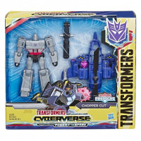 TRANSFORMERS CYBERVERSE SPARK ARMOR ELITE CLASS CHOPPER OUT