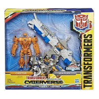TRANSFORMERS CYBERVERSE SPARK ARMOR ELITE CLASS SEA FURY