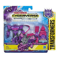 TRANSFORMERS SPARK ARMOR SHOCKWAVE